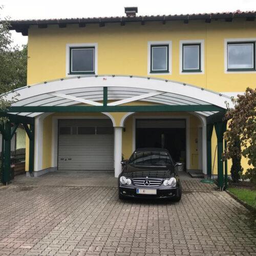 Carport in Seekirchen