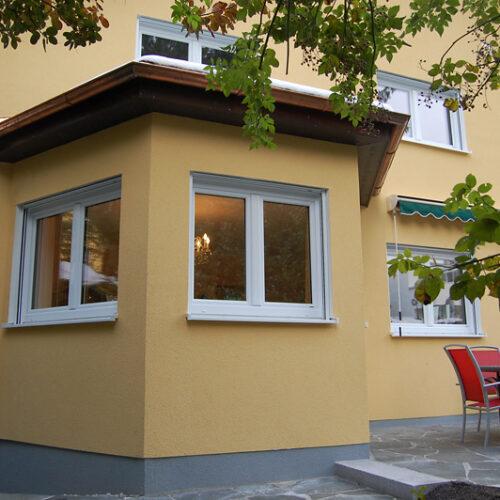 Wohnhauserweiterung A1 Salzburg