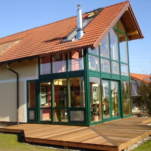 Wintergarten W4 Seeham