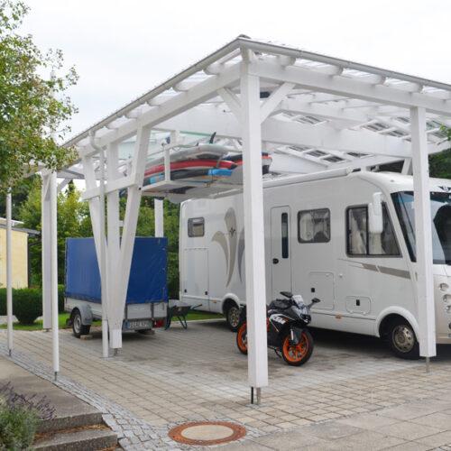 Carport G1 Prien/Chiemsee