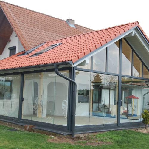 Kalt-Wintergarten R2 Schönkirchen