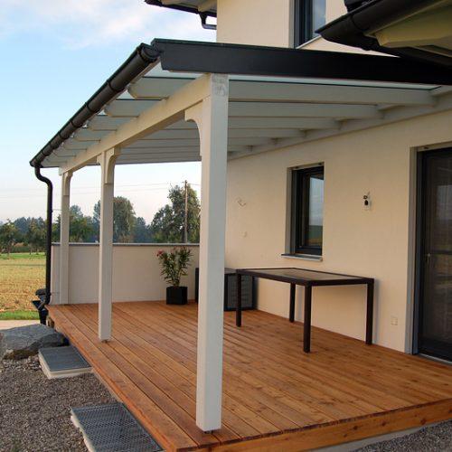 Terrassenüberdachung H1 Aspach